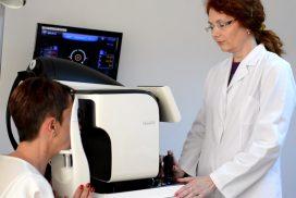 consultație optometrică